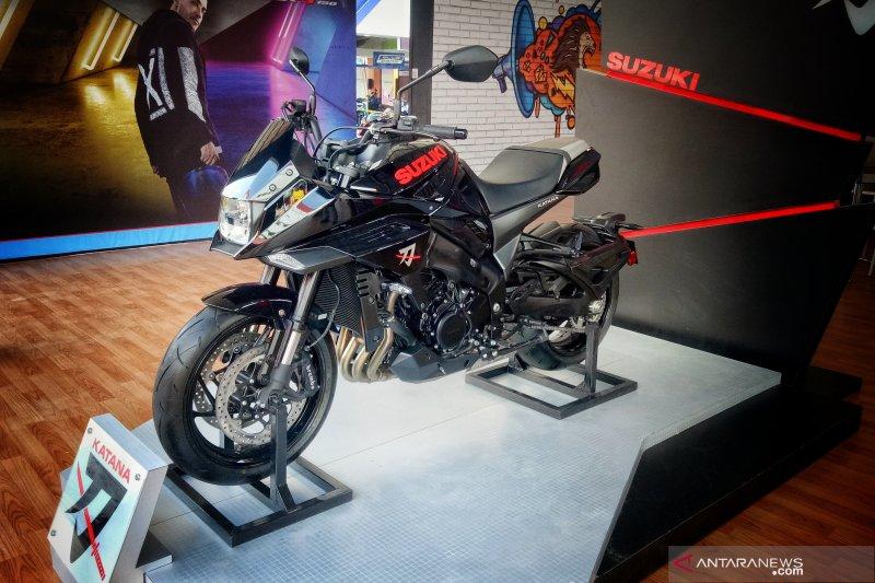 Suzuki pamerkan sport bike Katana
