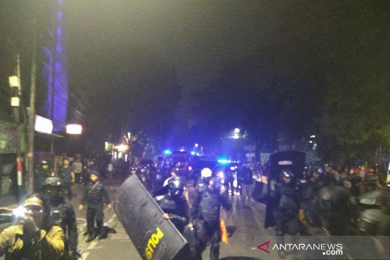 Aparat keamanan belum tahu jumlah korban