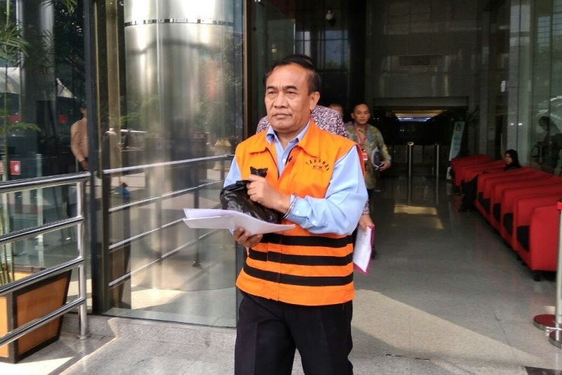 KPK perpanjang penahanan tiga tersangka suap PN Balikpapan