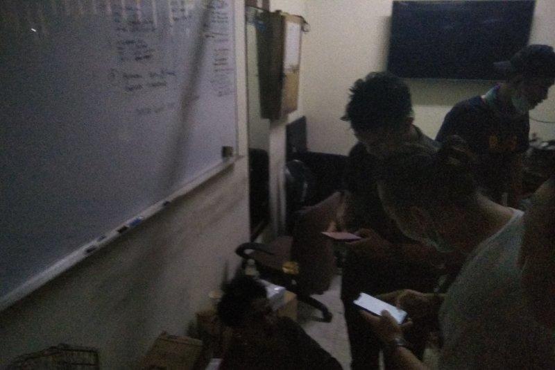 Delapan orang perusuh di Bawaslu ditangkap