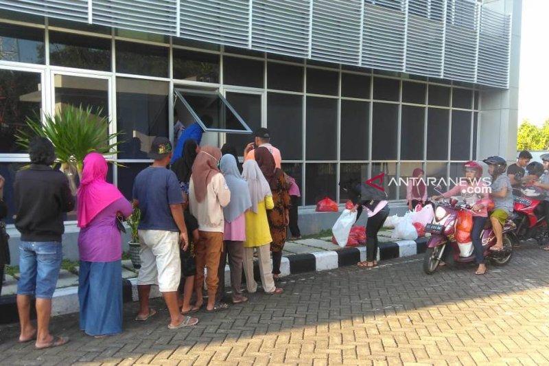 BPJS Ketenagakerjaan Madiun gelar pasar murah Ramadhan 2019