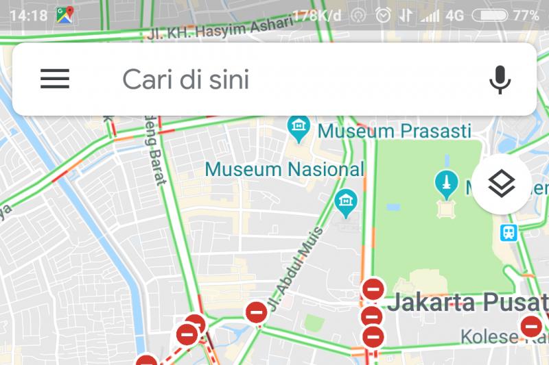 Google Maps bisa prediksi jadwal bus dan kereta hingga kepadatan penumpang