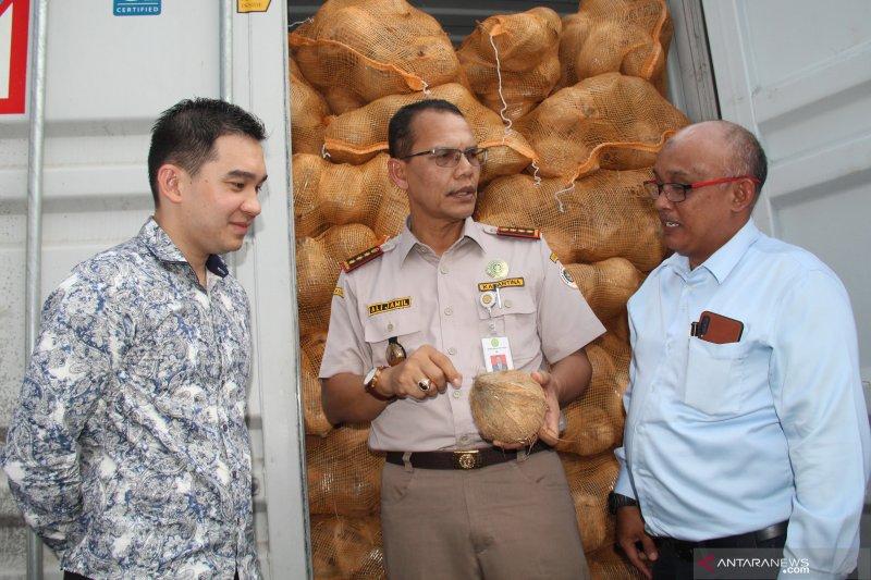 Pelepasan ekspor komoditas pertanian