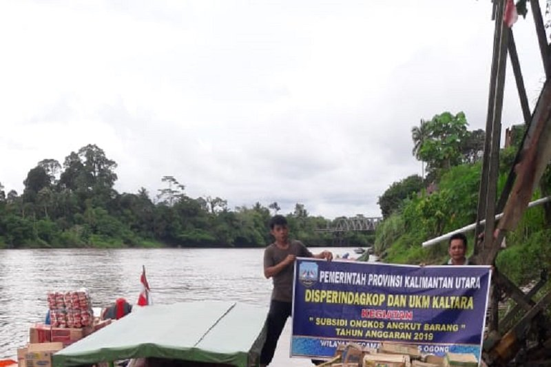 Dua kecamatan baru di perbatasan Malaysia segera dilengkapi perangkat