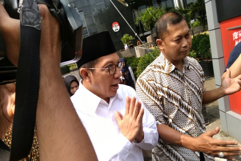 KPK kembali periksa Menteri Agama dalam kasus suap jabatan