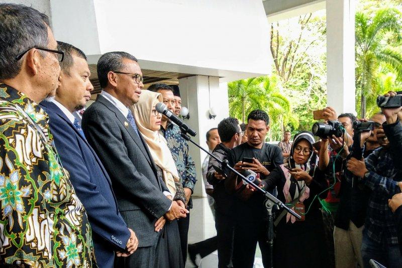 Gubernur Sulsel  ucapkan belasungkawa korban aksi 22 Mei