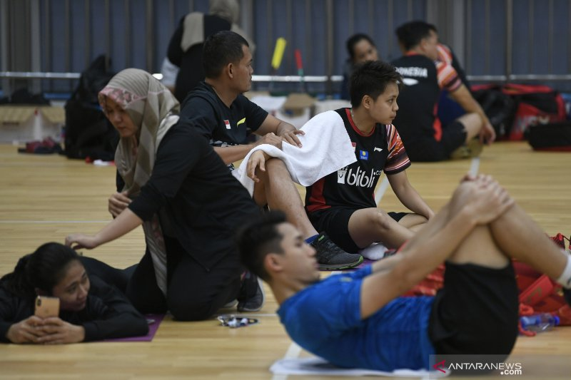 Indonesia turunkan formasi terbaik di laga hidup-mati lawan Taiwan