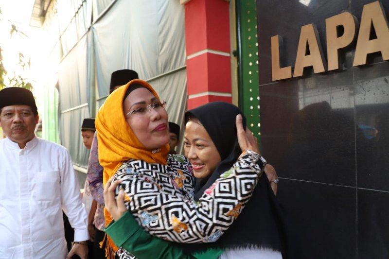 Siswi SMK sampaikan cita-cita kepada Bupati Serang