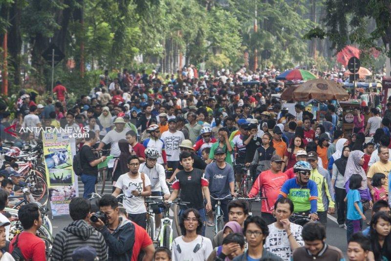 Surabaya tiadakan jalan bebas kendaraan dua pekan jelang Lebaran
