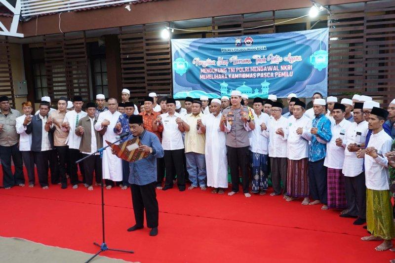 Tokoh agama Kota Probolinggo kecam kekerasan aksi