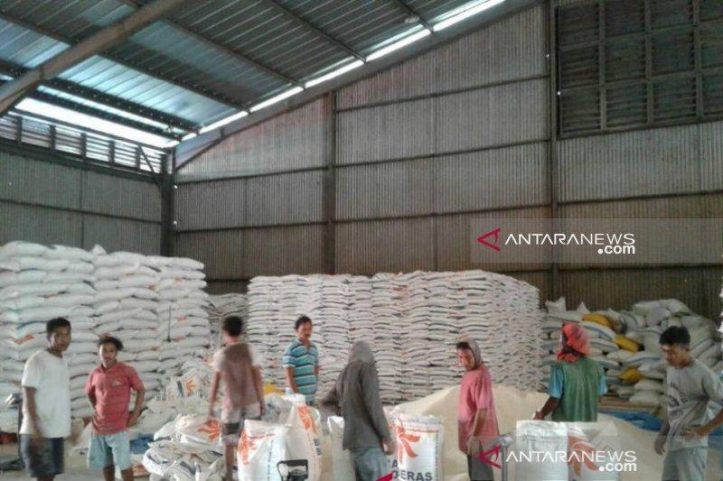 Stok beras  di Sumsel dan Babel cukup 10 bulan