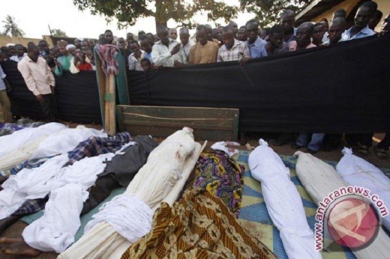 AS berlakukan sanksi pada pemimpin milisi Republik Afrika Tengah