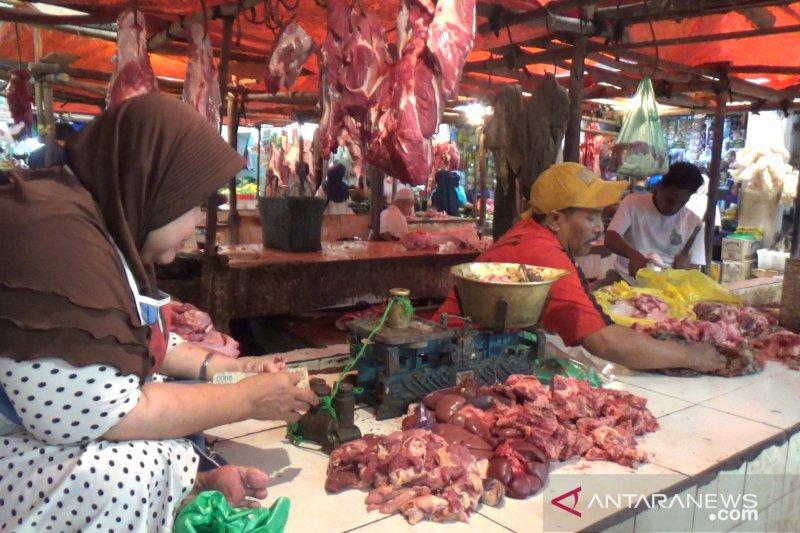 Pemkot Metro Lampung sebut daerahnya bebas daging sapi oplosan