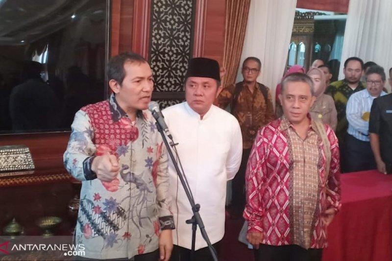 KPK punya koordinator wilayah di Sumatera Selatan