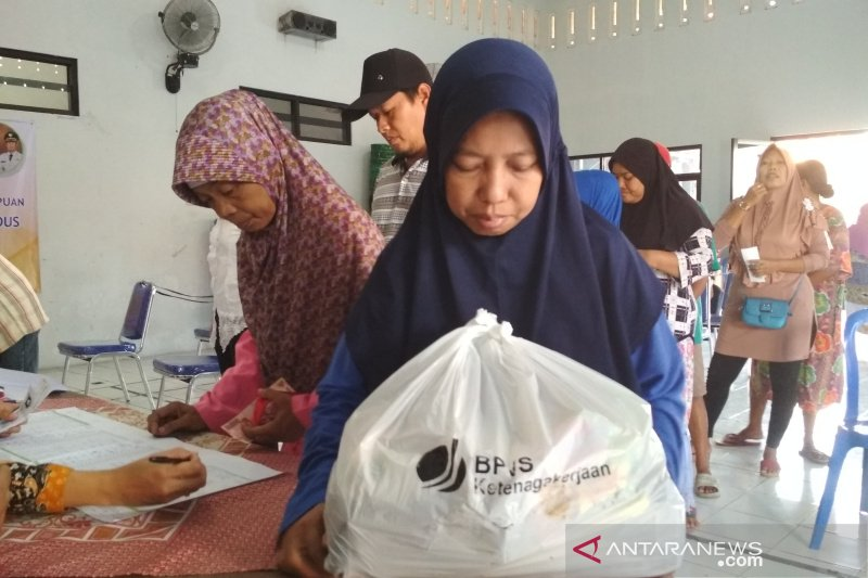 BPJS Ketenagakerjaan sediakan 600 paket kepokmas murah