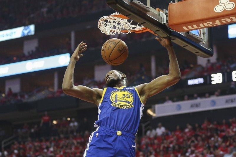 Pebasket Durant tak main pada awal Final NBA