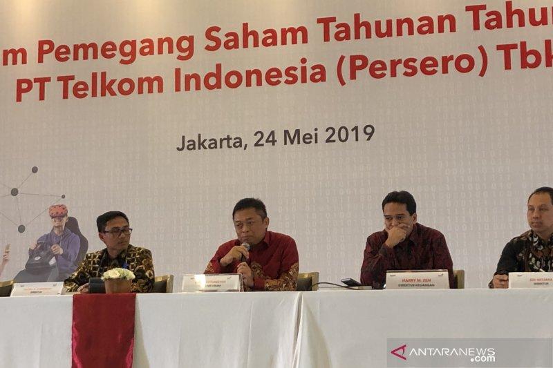 Ririek Adriansyah jadi direktur utama Telkom Indonesia