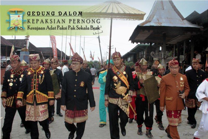 Tokoh adat Lampung dukung aksi pengamanan demo di Jakarta