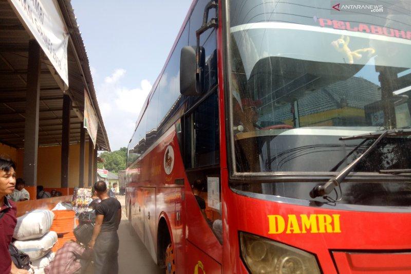 Damri buka trayek Pangkal Pinang-Palembang-Lampung-Jakarta