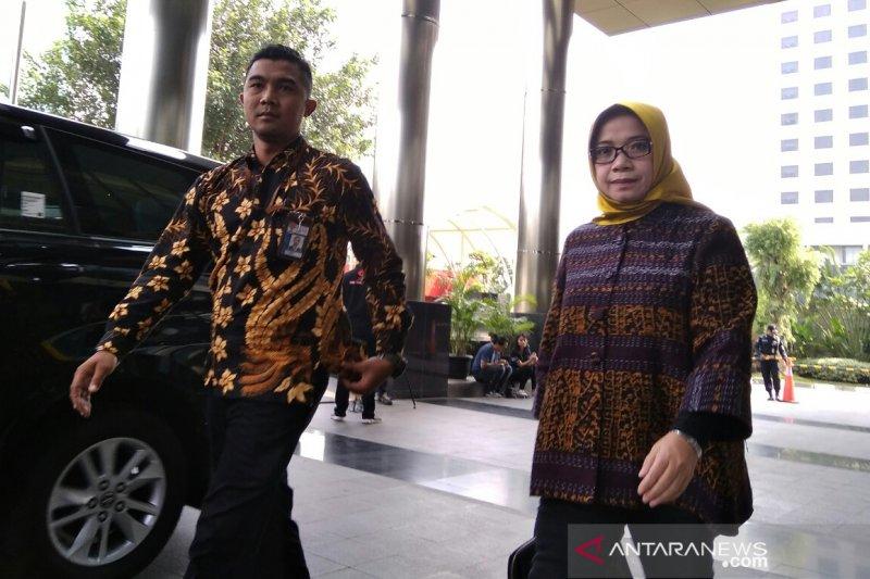 KPK periksa Eni Saragih untuk tersangka Sofyan Basir