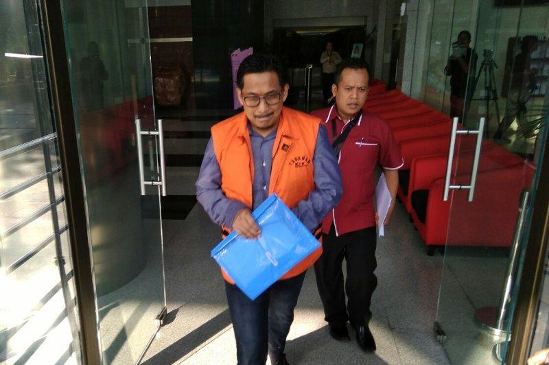 KPK perpanjang penahanan Bowo Sidik Pangarso
