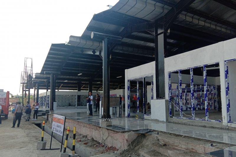 Rest area ruas tol Terbanggi-Kayuagung selesai akhir Desember 2019