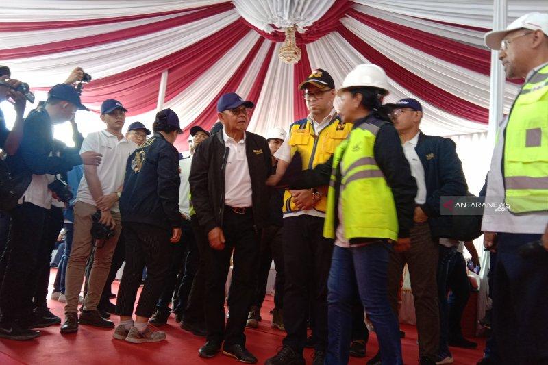 Tur Perdana Tol Trans Sumatera: Bakauheni-Palembang kini hanya enam jam