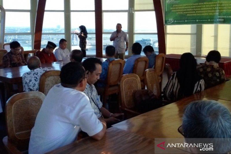 BPJS Ketenagakerjaan Sulawesi undang seluruh mitra kerjanya buka puasa