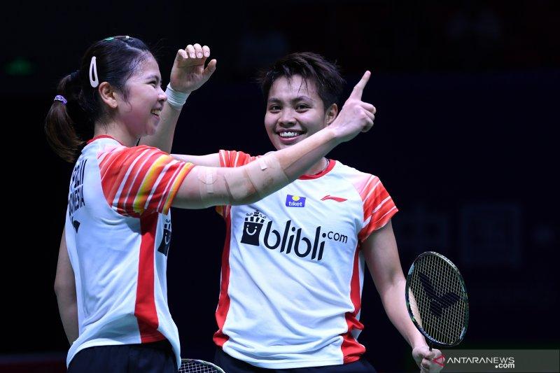 Indonesia hadapi Jepang di semifinal Piala Sudirman 2019