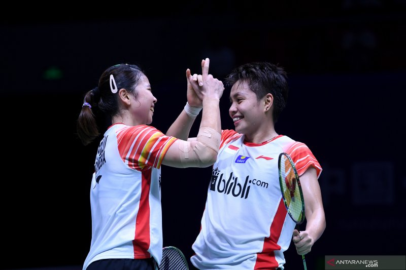 Tim Indonesia lolos ke semifinal Piala Sudirman 2019