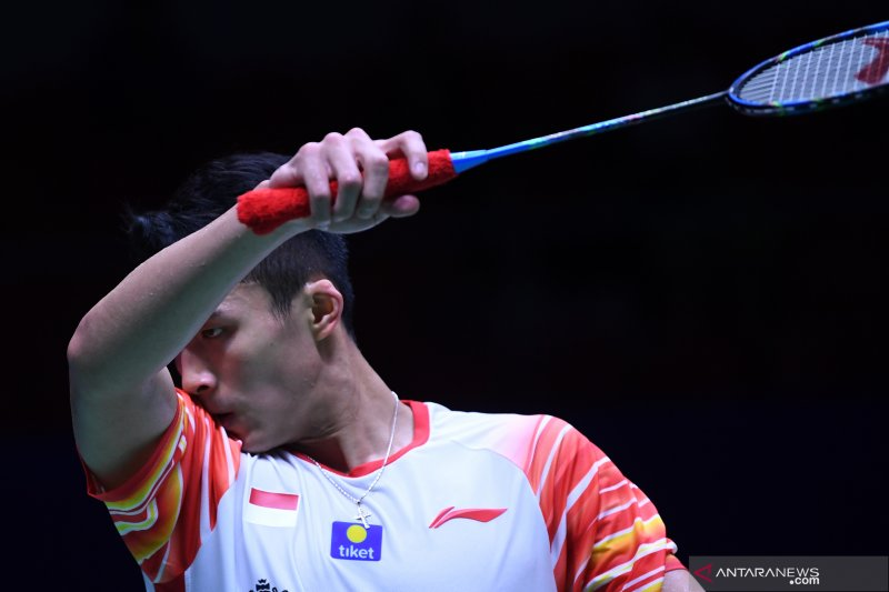 Ginting tantang Jonatan di final Australia Open