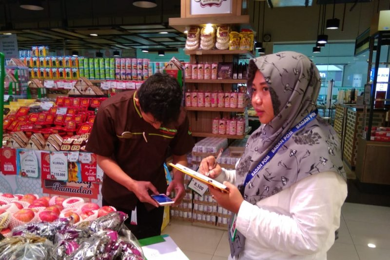BPOM Tangerang tidak lengah lakukan pengawasan makanan selama Ramadhan