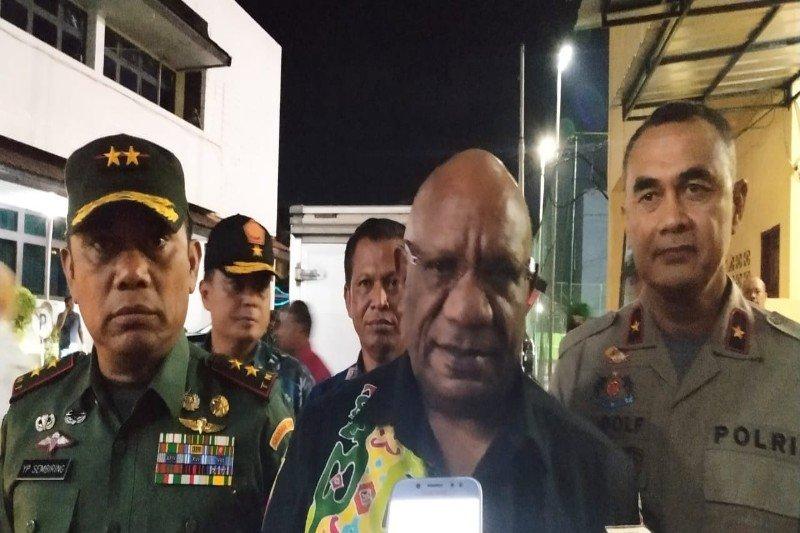 Kapolda Papua pimpin rapat kesiapan Idul Fitri