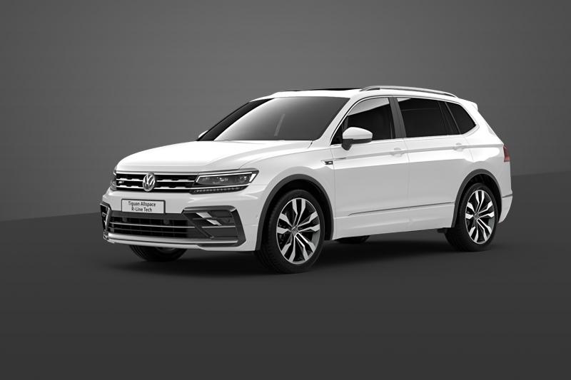 VW Tiguan Allspace dan Audi Q8 segera hadir di Indonesia