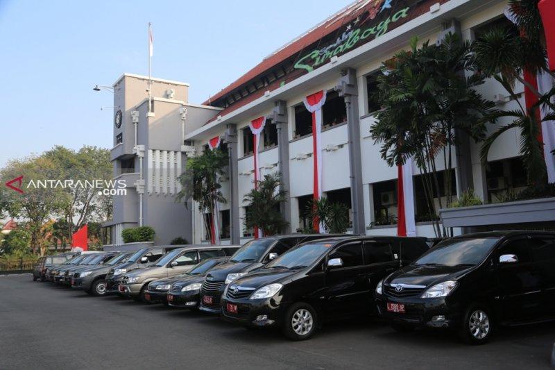 Pemkot Surabaya larang kendaraan dinas untuk Lebaran