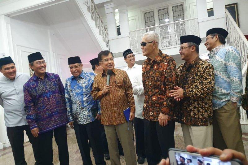 Prabowo-Sandi Ajukan Gugatan ke MK, JK: Itu Jalan Terbaik