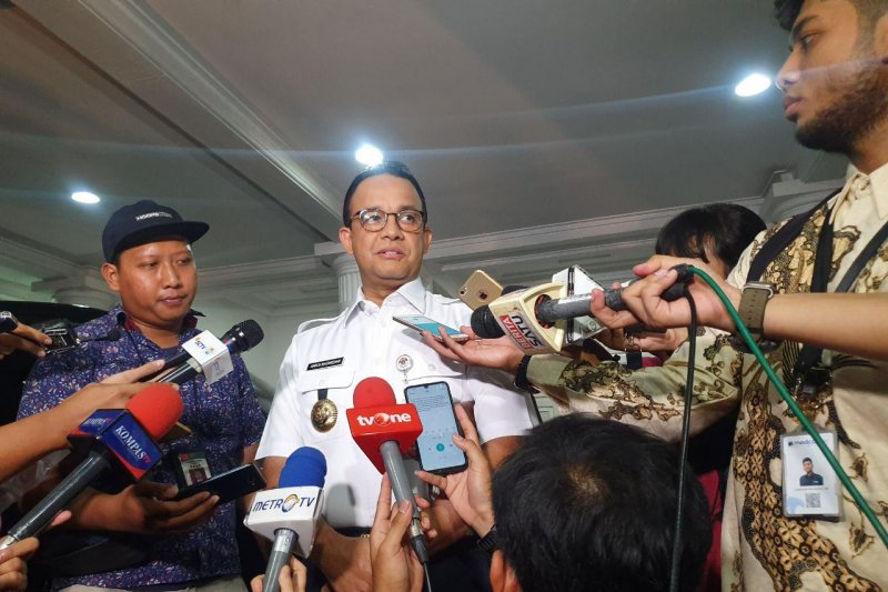Anies: Jangan khawatir bepergian, Jakarta aman