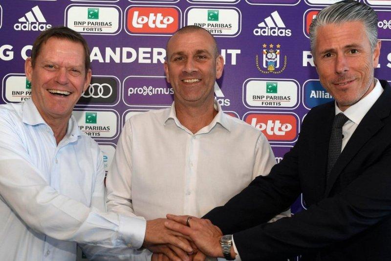 "Kompany ""bajak"" pelatih akademi Manchester City ke Anderlecht"