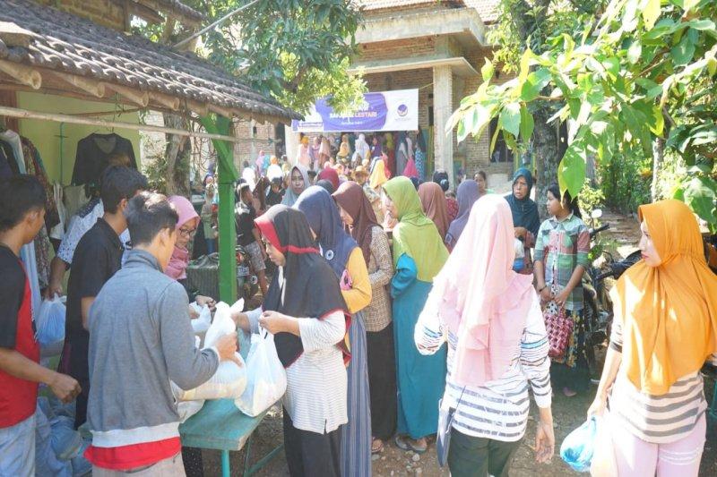 Warga Kudus antusias sambut pasar murah Sahabat Lestari