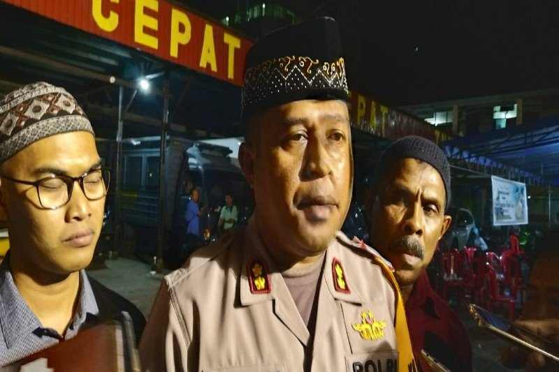 Polisi tahan dua anggota PPD Jayapura Selatan terkait kasus suap