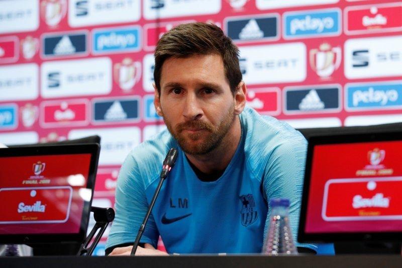 Keinginan Messi tuntaskan dahaga juara bersama Argentina