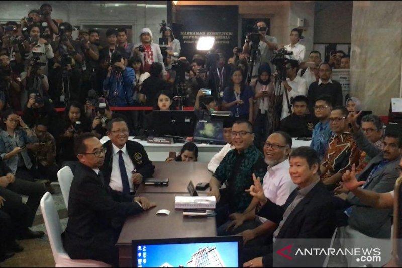 Bambang Cs optimistis hadapi sidang MK