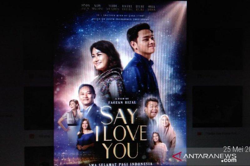 """""""Say I Love You"""", film perjuangan anak-anak tak mampu untuk mandiri"""