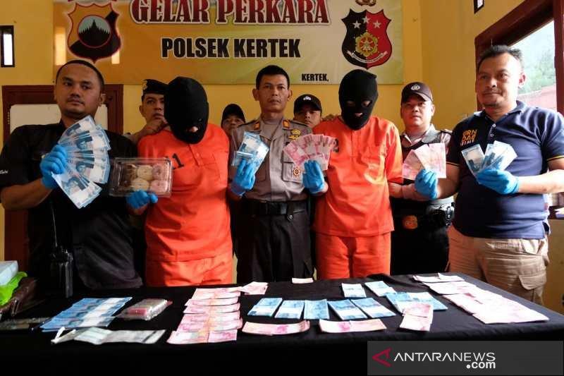 Polisi sita Rp30 juta uang palsu