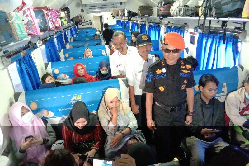 Selama angkutan lebaran, KAI siagakan 307 petugas keamanan