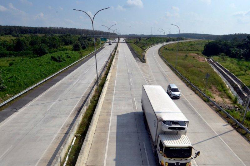 Jalan Tol Lampung-Palembang Siap Digunakan Mudik 2019