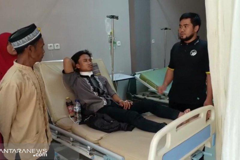 Dua warga Sukabumi jadi korban teror penembakan senapan angin