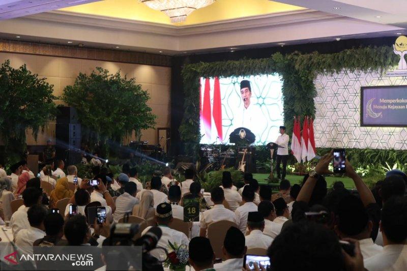 Bahlil Lahadalia cocok jadi menteri, kata Presiden Jokowi