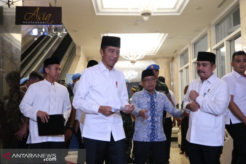 Presiden Jokowi cari menteri berkemampuan eksekusi dan manajerial