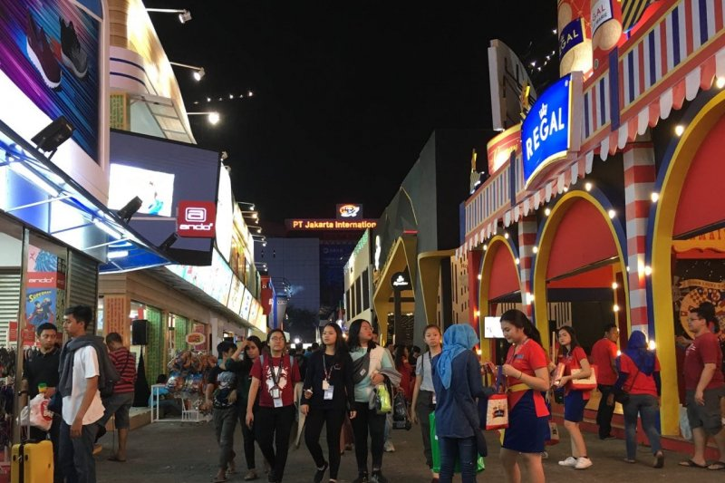 Empat juta orang kunjungi Pekan Raya Jakarta